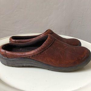 Ariat Slip On Leather Mules